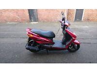 scooter yamaha cygnus 125