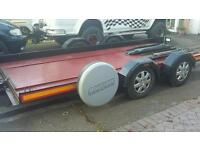 Brian James recovery trailer