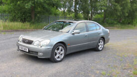 Lexus GS 300 READY TO DRIVE LOTS OF NEW PARTS , OFFERS WELCOME