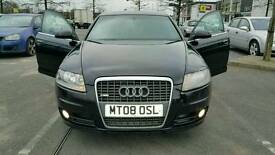 Audi A6 Saloon 2.0 TDI S-Line Saloon 4dr Diesel Automatic Leather/Cloth Sat Nav