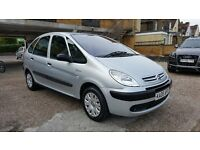 2005 Citroen Xsara Picasso 1.6 i LX 5dr / ONE OWNER / F/S/H /
