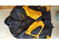 Spada motorcycle jacket (medium)