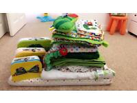 Hungry Caterpillar Baby Bedroom Set