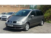 2004 (54) SEAT ALHAMBRA 1.9 TDI STYLANCE*** LOOKS AND DRIVES SUPERB***