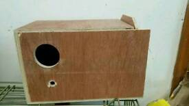 Budgie Nest Box for sale