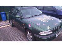 Vauxhall Astra 1.6 . £250 ono.
