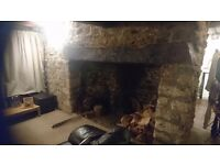Large double room in cosy cottage just outside of Oxford with good transport links