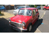 Rover Mini 100 City E 1992 24619 miles