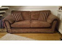 DFS sofa & snuggle chair