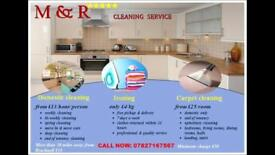 House cleaning, Ironing and Carpet cleaning