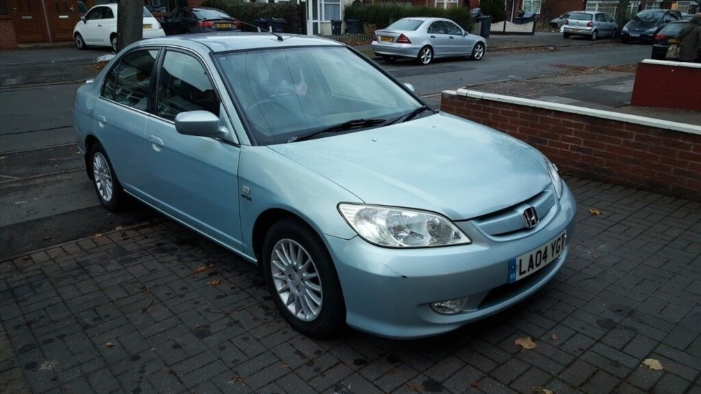 Honda Civic Hybrid 2004 Ima Fully Working Drives Well Priced For A Quick