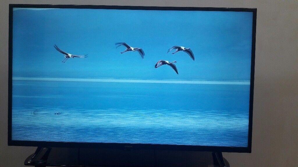55 inch HITACHI FULL HD LED SMART TV