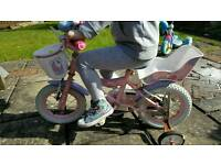 Toddler Girls bike