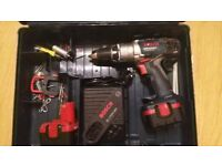 Bosch professional drill in good condition 14,4v with case and manual! Can deliver or post