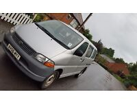 toyota hiace 2006 converted to 8 seater mini bus