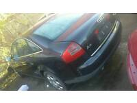 Audi A6 2.0 petrol for parts breaking