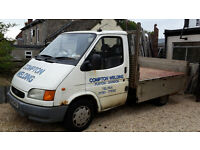 Ford Transit Flatbed