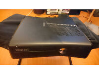 Xbox 360 slim no HDD no cables no controller open to offers
