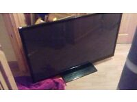 "Spares or repair 51"" samsung"