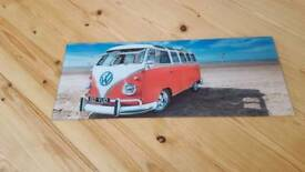 """Picture Glass VW 20 X 8"""""""