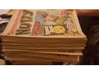 Hi, i have for sale over 400 retro comics very good condition