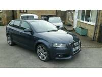 2008 (facelift model) Audi a3 2.0tdi S line! Full service history! READ ADD! REDUCED FOR QUICK SALE!