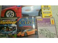Car books
