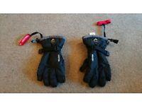 Junior Hestra ski gloves