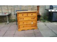 Chest of drawers, wardrobe, furniture CLEARANCE