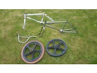 Raleigh Burner Old School BMX frames