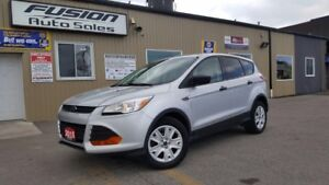 2015 Ford Escape S-BACK UP CAMERA-1 OWNER OFF LEASE
