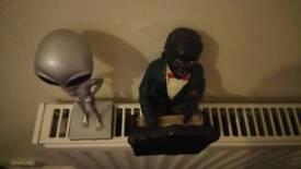 2 rare golly and rare alien