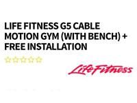 Life fitness G5
