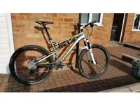 Boardman FS Pro 2015 Full Suspension Mountain Bike