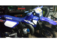DTR 125 - SUPER MOTO - 03 PLATE - ROAD LEGAL - MINT RUNNER - KTM - YZ - KX - CR - CRF - YZF - RM