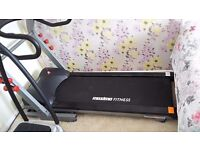 Motorised Maxima Fitness Folding Treadmill MF-2000-ProFX