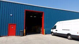 Secured Caravan Storage