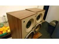 Technics SB-X1 linear phase speakers