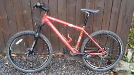 Raleigh Mountain Bike