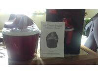 compact ice cream maker for sale
