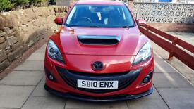2010 Mazda 3 MPS 2.3 Turbo