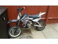 Pit bike 120cc