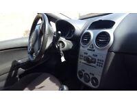 2007 Vauxhall/Opel Corsa 1.3CDTi 16v Left hand drive LHD Italian Registry