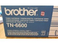 brother toner cartridge tn-6600