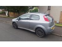 Fiat Grande Punto MOT done recently