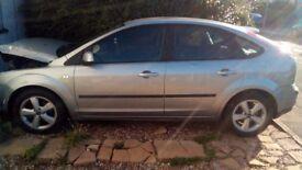 Ford zetec 1.6 petrol automatic