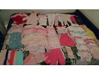 George baby girls 3-6 months bundle
