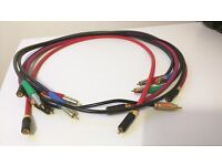 HiFi/Audio/TV Interconnect Cables