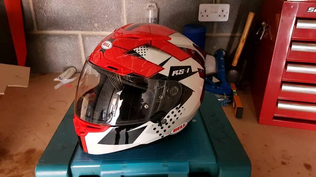 Bell RS 1 helmet