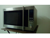 SHARP combinational microwave/oven/grill, fully working